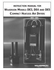 83-919-000 - Wilkerson Corporation