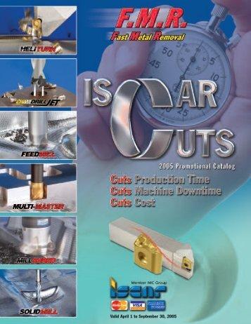 PROMO 2005 - Iscar Ltd.