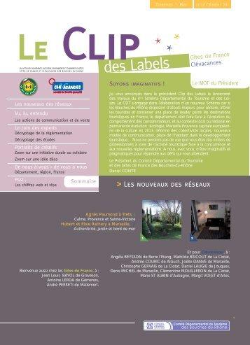 Clip des labels mars 2010.pdf - Accueil - Bouches du Rhône