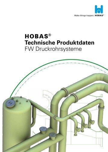 h Technische Produktdaten FW Druckrohrsysteme - Hobas Rohre ...