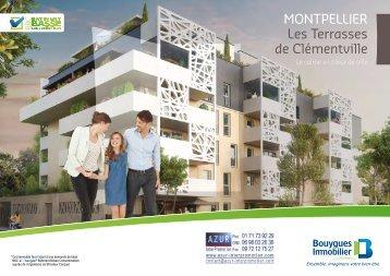 34 Montpellier - Terrasses de Clementville - Azur InterPromotion