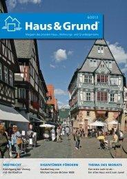 Haus&Grund; - Haus & Grund Verlag und Service GmbH