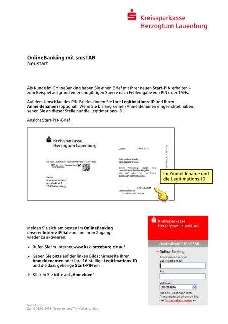 sparkasse herzogtum lauenburg online banking