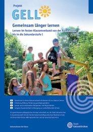 GELL – Gemeinsam länger lernen in Gelsenkirchen