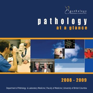 total - Pathology and Laboratory Medicine - University of British ...