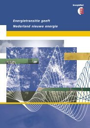 Energietransite nederland - PyroSolar Projects