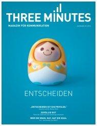 ENTSCHEIDEN - Three minutes Online - Kirchhoff Consult AG