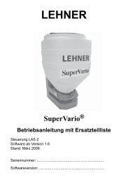 6 Anhang - Lehner Agrar GmbH