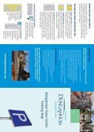 Dungannon Town Centre Parking Map - Dungannon Life
