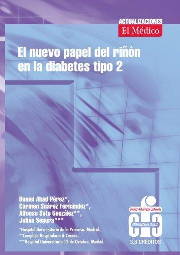 0RIÑON DIABETES TIPO 2 - El Médico Interactivo