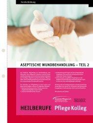 HeilberuFe pflegeKolleg - Werner Sellmer