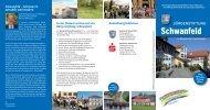 Bürgerstiftung Schwanfeld - Sparkasse Schweinfurt