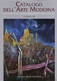 CAM Catalogo Arte Mondadori - Magrin.it