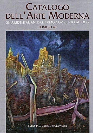 CAM Catalogo Arte Mondadori - Magrin.it