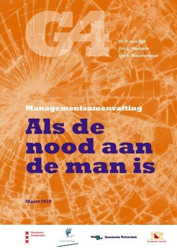 2010 (managementsamenvatting) - Gemeente Den Haag