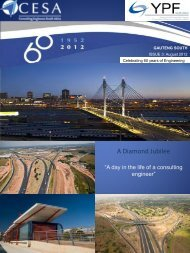 Issue 3, 2012 - Cesa