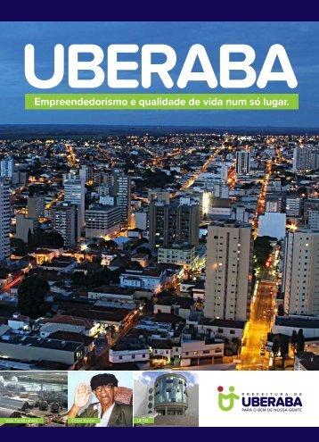 Visualizar revista em PDF - Prefeitura Municipal de Uberaba