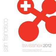 Annual Report 2012.pdf - swissnex San Francisco