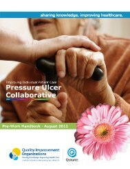 Pressure Ulcer Collaborative Change Package - Qsource