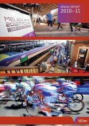 2010-11 Annual Report - V/Line