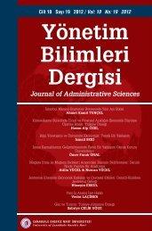 Yönetim Bilimleri Dergisi Vol.10 No.19.pdf