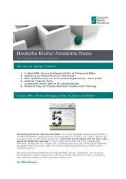 3/2012 - Deutsche Makler Akademie