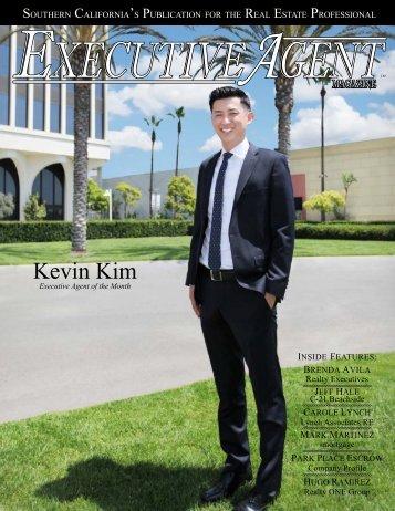 Kevin Kim - Executive Agent Magazine