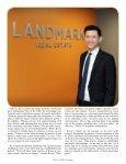 Kevin Kim - Executive Agent Magazine - Page 7