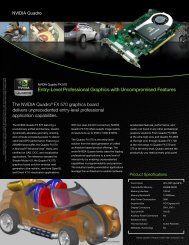 Entry-Level Professional Graphics with Uncompromised ... - Cad2