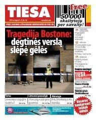 TIESA, 2011 m. liepos 21-27, Nr. 116, p. 6-7 - ECTS