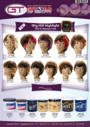 Page 1 Page 2 ¿à Wig Futura 40 High Temperature Synthetic Hair ...
