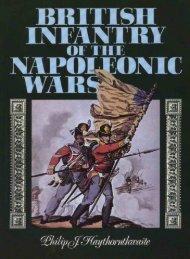 British Infantry of the Napoleonic Wars - Reenactor.ru