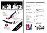 Ausgabe Nr. 66/2008 (PDF / 1.3 MB) - Turnverein Reinach