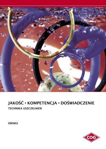 Informacja COG (broszura) - C. Otto Gehrckens GmbH & Co. KG