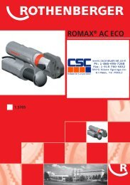 F9.0206 d1 - ROMAX AC ECO.indd - CSC Industrial Corporation