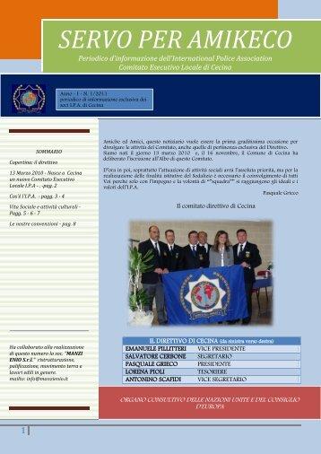 SERVO PER AMIKECO - ipacecina - Altervista