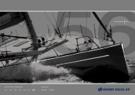 37' 40' 43' 45' 50' 54' 56' GP42' TP52' - BoatWizardWebSolutions