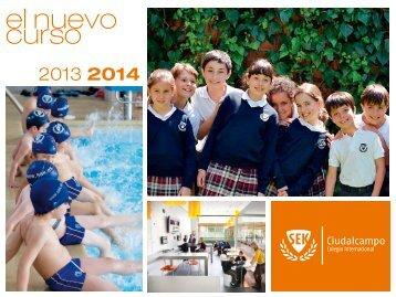 El Nuevo Curso 2013-2014 - Sek