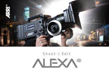 Arri ALEXA Brochure