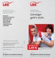 1,45%* - Kreissparkasse Saalfeld-Rudolstadt