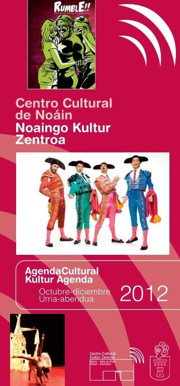 Agenda octub-dici 12.6.5 - Ayuntamiento de Noáin