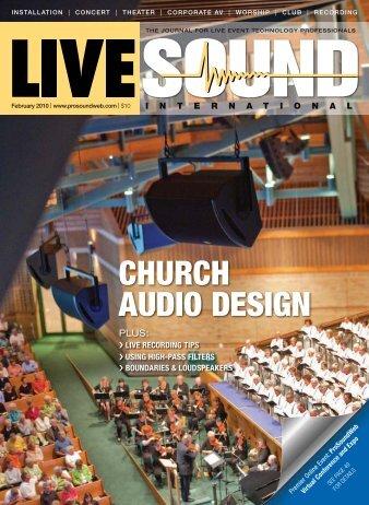 Live Sound International - xxx 2010