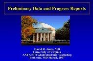 Preliminary Data/Progress Report