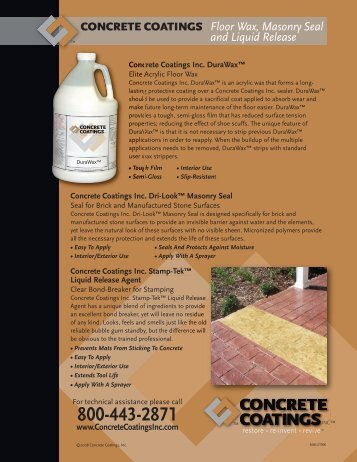 Download - Concrete Coatings Incorporated