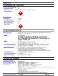 SICHERHEITSDATENBLATT - Klaus Baubeschläge GmbH - Seite 7