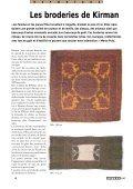 Les Afshars - König Tapis - Page 4