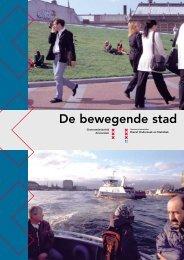 De bewegende stad - Onderzoek en Statistiek Amsterdam ...