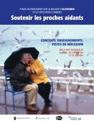 Soutenir les proches aidants de l'Alzheimer - Gouvernement du ...
