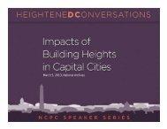 John Worthington - National Capital Planning Commission