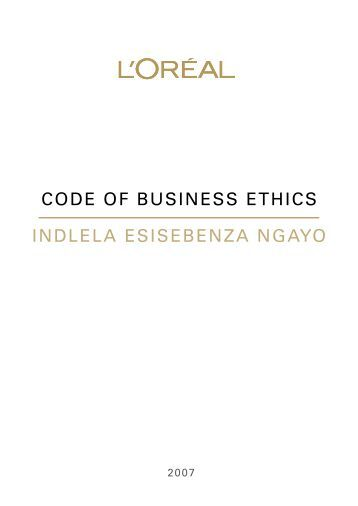 separation thesis business ethics Led by the olsson center for applied ethics skip to freeman and jared d harris have written on the separation thesis in business building an ethical world.